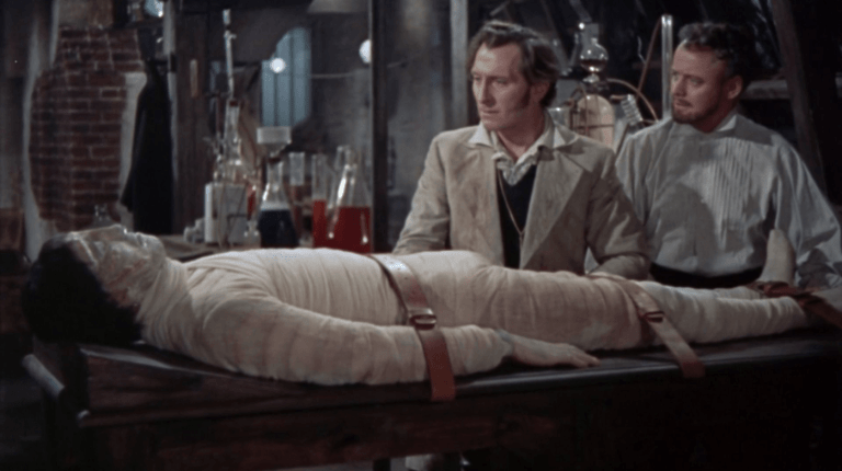 Films in London this week: THE CURSE OF FRANKENSTEIN at The Institute Of Light (16 JUL).