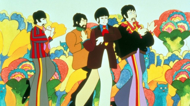 Films in London today: YELLOW SUBMARINE at BFI (08 JUL).