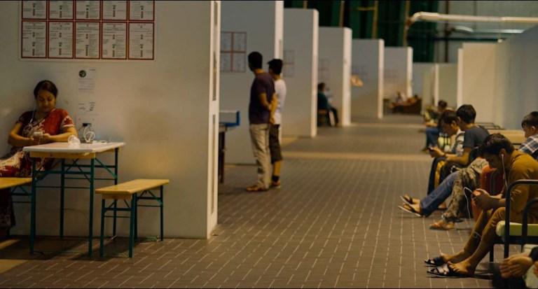 Films in London this week: CENTRAL AIRPORT THF at Barbican (22 AUG).