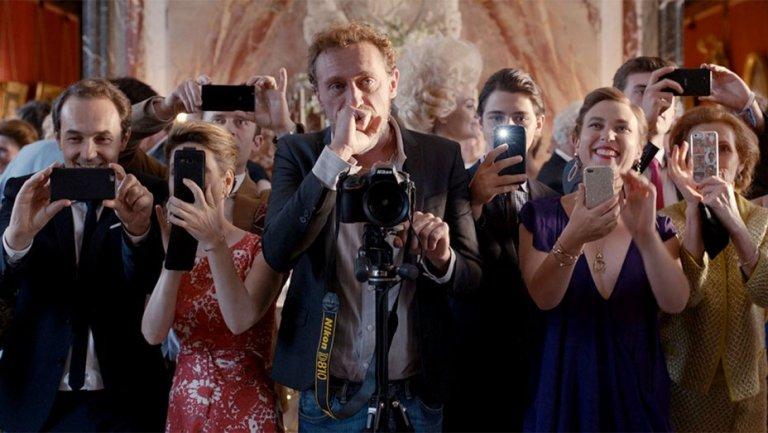 Films in London this week: C'EST LA VIE at Ciné Lumière.