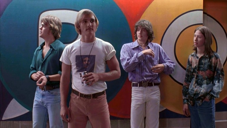 Films in London today: DAZED & CONFUSED at Genesis Cinema (06 AUG).