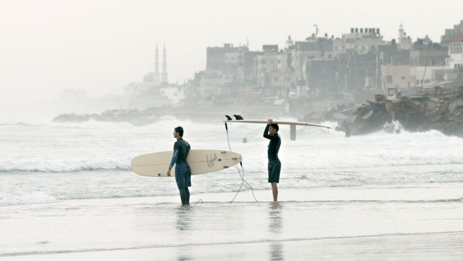 Films in London this week: GAZA SURF CLUB at The Institute Of Light (23 AUG).