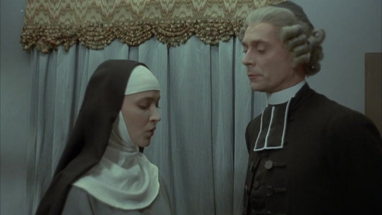 Films in London this week: THE NUN at ICA (03 AUG).