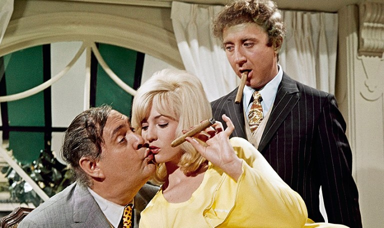 Films in London this week: THE PRODUCERS at ArtHouse Crouch End (05 AUG).