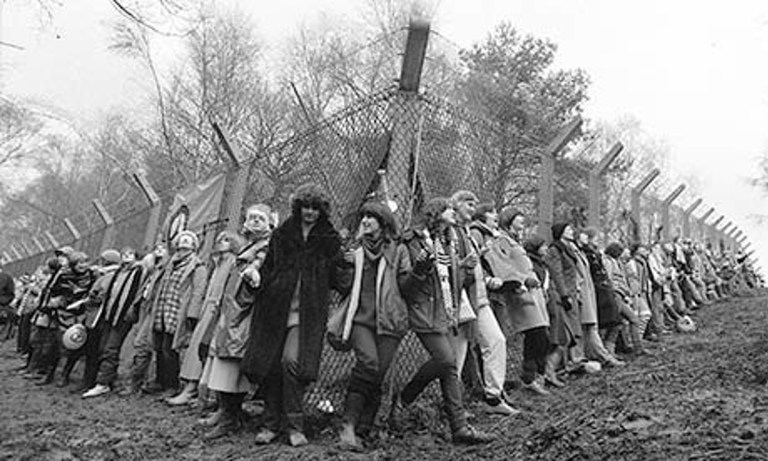 Films in London today: CARRY GREENHAM HOME at Rio Cinema (16 AUG).