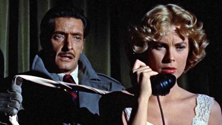 Films in London: DIAL M FOR MURDER at Rio Cinema (22 SEP).
