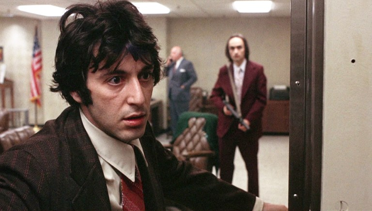 Films in London today: DOG DAY AFTERNOON at The Exchange (03 OCT).