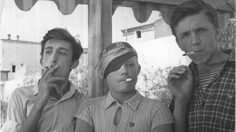 Films in London today: GOODBYE, BOYS at Barbican (26 SEP).