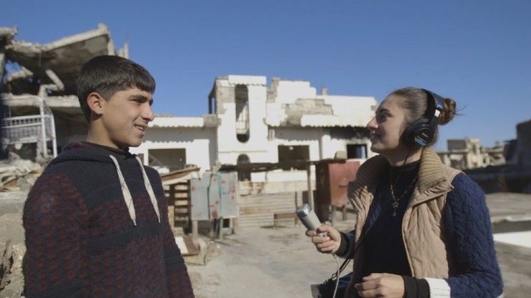 Films in London today: RADIO KOBANI at CentrE17 (27 SEP).