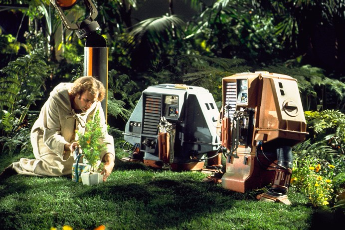 Films in London today: SILENT RUNNING at Peckham & Nunhead Free Film Festival (09 SEP).