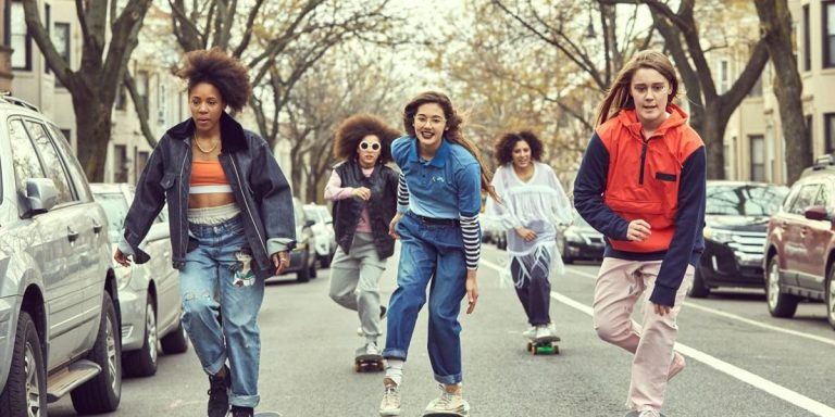 Films in London today: SKATE KITCHEN at ArtHouse.