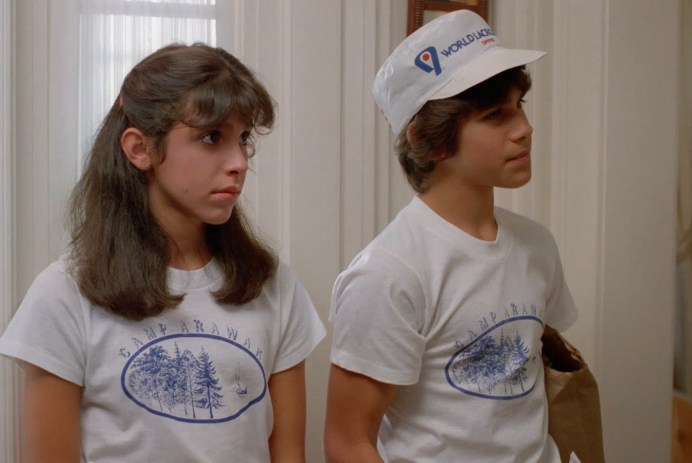 Films in London today: SLEEPAWAY CAMP at The Horse Hospital (13 SEP).