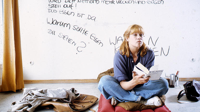Films in London this month: THE SECOND AWAKENING OF CHRISTA KLAGES at Barbican (06 OCT).