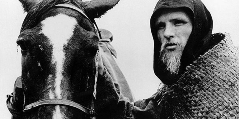 DIARY: ANDREI RUBLEV at Deptford Cinema in St Nicholas Church [13.10.18]