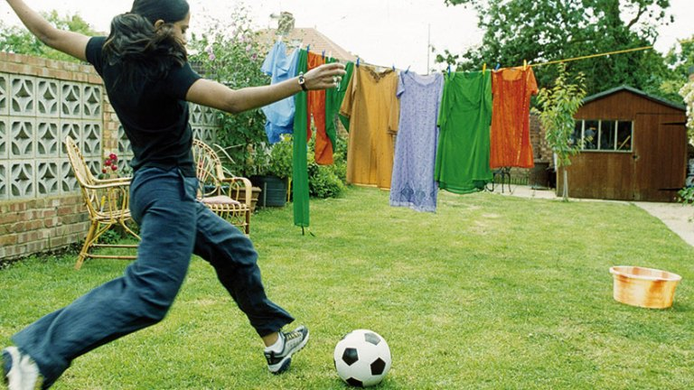 Films in London today: BEND IT LIKE BECKHAM at BFI (09 OCT).