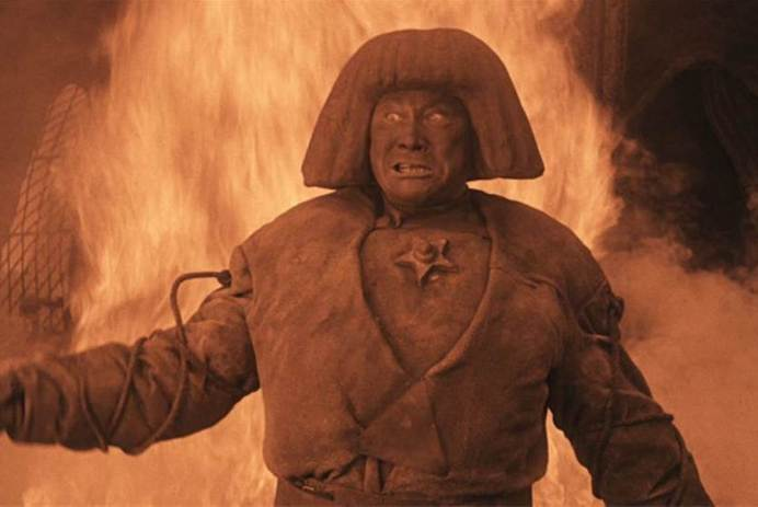 Films in London today: DER GOLEM at Rich Mix (30 OCT).