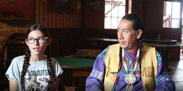 Films in London this week: FORGET WINNETOU LOVING IN THE WRONG WAY at Native Spirit Film Festival (17 OCT).