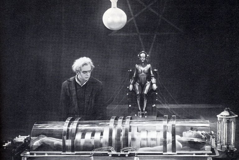 Films in London this week: METROPOLIS at St Barnabas Church (31 OCT).