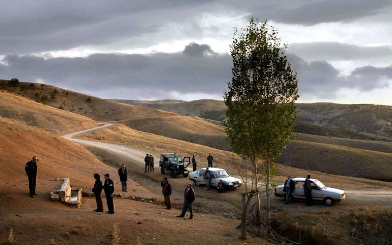 Films in London today: ONCE UPON A TIME IN ANATOLIA at Close-Up (10 OCT).