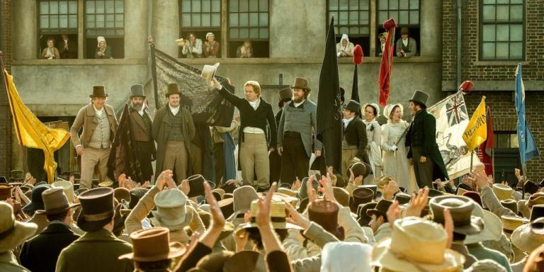 Films in London this week: PETERLOO at Rich Mix (17 OCT).