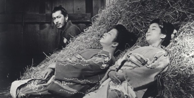 Radiant Circus Screen Diary: SANJURO at Classic Cinema Club Ealing (12.10.18).