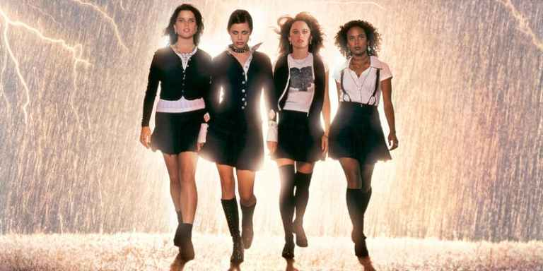 Films in London this HALLOWEEN: THE CRAFT at The Albany (31 OCT).