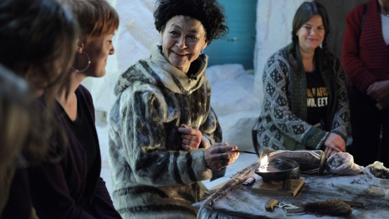 Radiant Circus Screen Guide - Films in London this week: ANGRY INUK at National Maritime Museum (20 NOV).