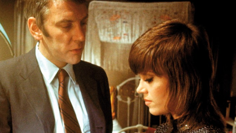 Films in London today: KLUTE at BFI (28 NOV).