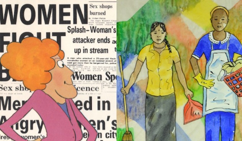 Films in London this week: LEEDS ANIMATION WORKSHOP AT 40 at Rio (02 DEC).