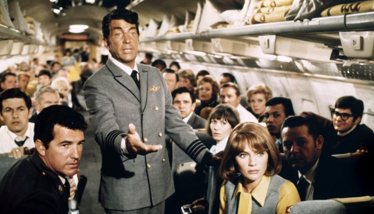 Films in London this week: AIRPORT at The Cinema Museum, part of MAGNIFICENT OBSESSIONS (20 DEC).
