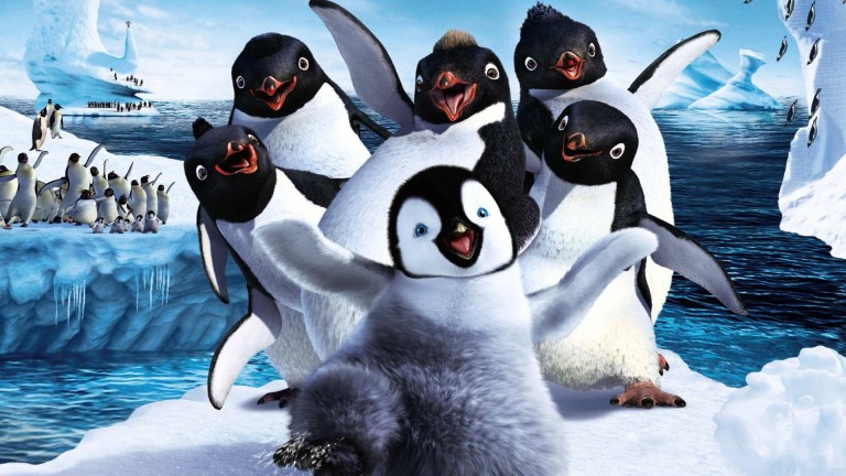 Radiant Circus Screen Guide - Films in London this week: HAPPY FEET at JW3 (25 DEC).