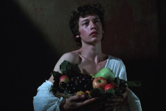 Films in London this week: CARAVAGGIO at The Prince Charles (23 JAN).