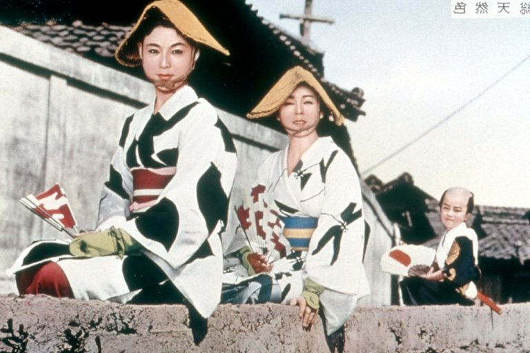 Films in London today: FLOATING WEEDS at Close-Up (10 JAN).