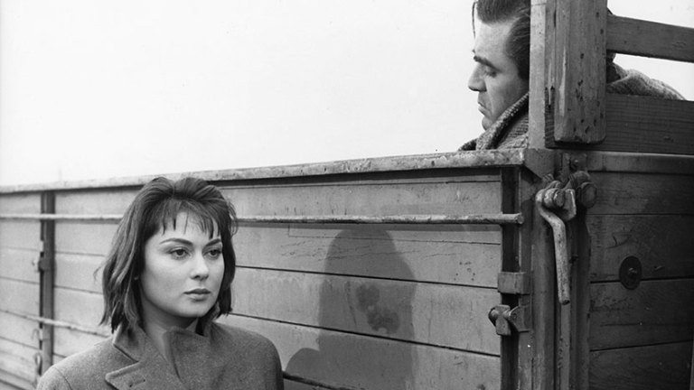 Films in London this month: IL GRIDO at BFI, part of MICHELANGELO ANTONIONI (13, 16 & 20 JAN).