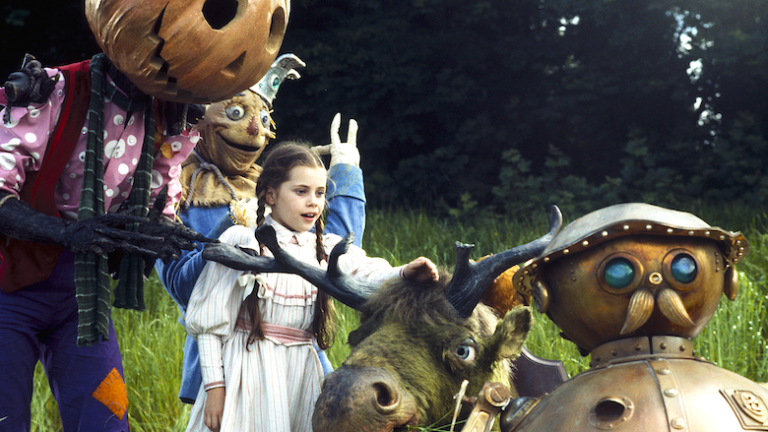 Films in London today: RETURN TO OZ at The Prince Charles (14 JAN).