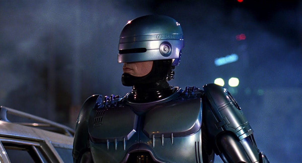 Films in London this week: ROBOCOP at Barbican (05 FEB).