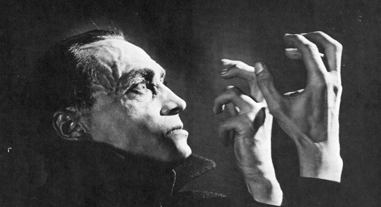 Films in London today: THE HANDS OF ORLAC at Austrian Cultural Forum (24 JAN).