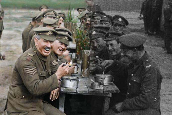 Films in London: THEY SHALL NOT GROW OLD at Screen25 (09 MAR).