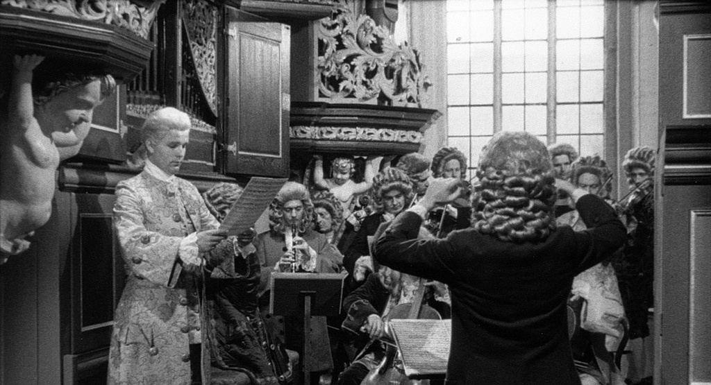 Films in London today: CHRONICLE OF ANNA MAGDALENA BACH at BFI (12 MAR).