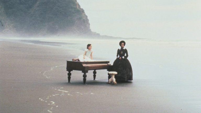 Films in London today: THE PIANO at Dugdale Centre (07 FEB).