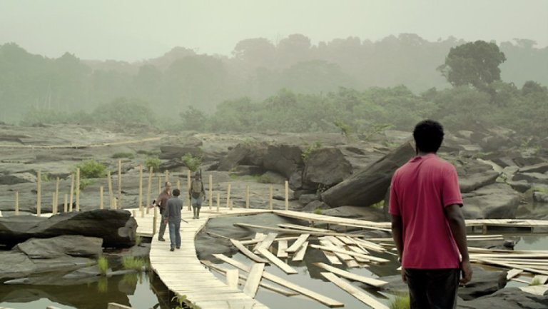 Films in London today: SLEEPING SICKNESS, part of BE THE COWBOY at Goethe-Institut (25 FEB).