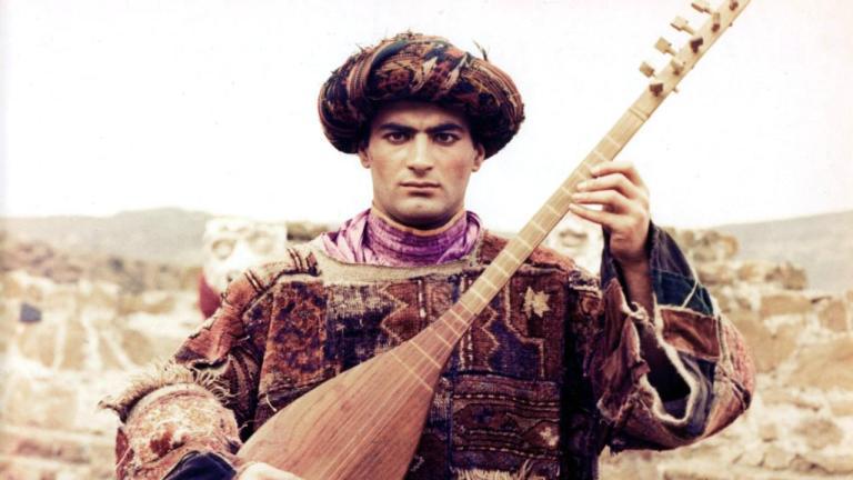 Radiant Circus Screen Guide - Films in London this week: ASHIK KERIB, part of SERGEI PARAJANOV at Close-Up (20 MAR).