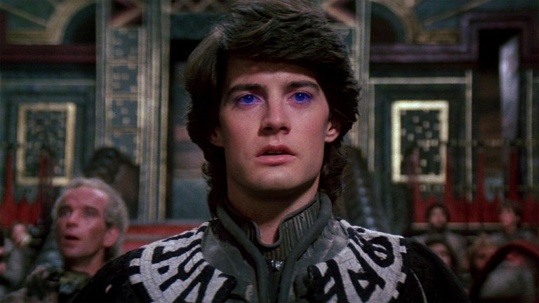 Films in London: DUNE, part of THE WORLD OF DAVID LYNCH at Genesis Cinema.