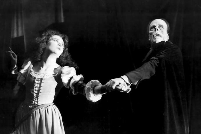 Films in London today: PHANTOM OF THE OPERA at Barbican (18 MAR).