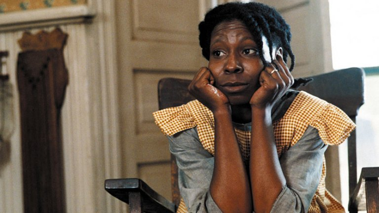 Films in London today: THE COLOR PURPLE at BFI (16 MAR).