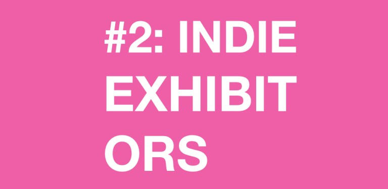 Discover more #LDNindieFILM with Radiant Circus, London's alternative guide to independent cinema: 2 - indie exhibitors.