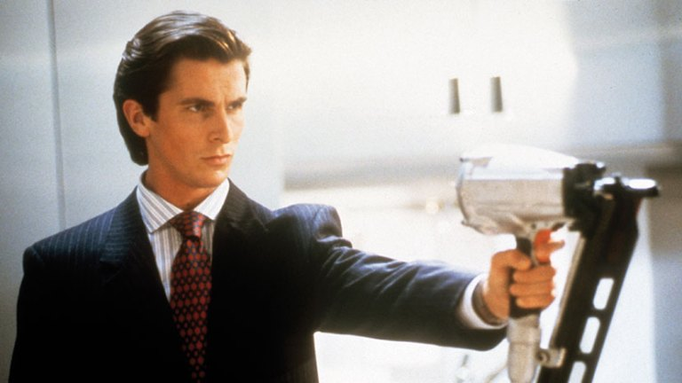 Films in London today: AMERICAN PSYCHO, part of KUBRICK at BFI (17 APR).