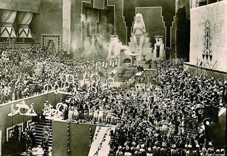 HISTORICAL PERIOD DRAMAS: SODOM & GOMORRAH THE LEGEND OF SIN & PUNISHMENT at Austrian Cultural Forum London (02 APR).