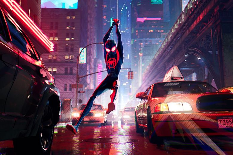 Screen25 Spring/Summer Season 2019: SPIDER-MAN: INTO THE SPIDER-VERSE (21 JUN 19:45).