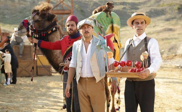Films in London this month: TURKISH ICE CREAM, part of Turkish Film Week at Regent Street Cinema (28 APR).